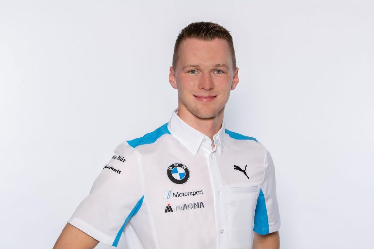 Günther replaces da Costa at BMW for season six