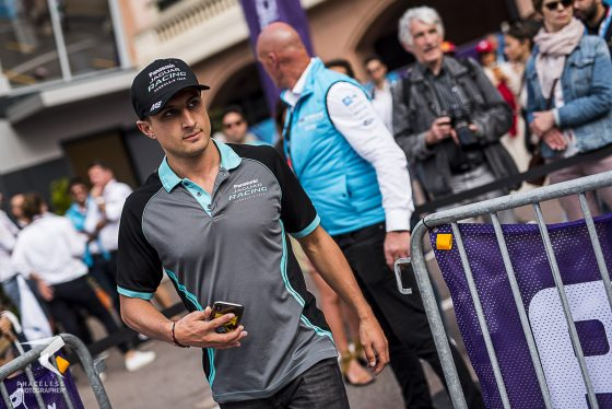 Panasonic Jaguar Racing retains Evans for season six