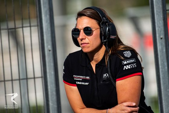 de Silvestro relishing Porsche development role