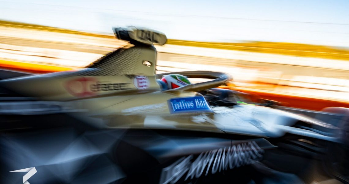 da Costa fastest in afternoon session