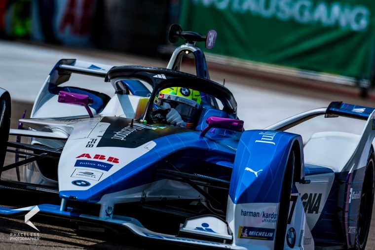 Sims confirmed by BMW i Andretti for season six