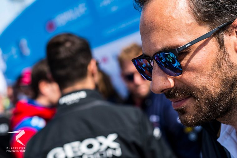 Paffett takes reserve role with Mercedes EQ