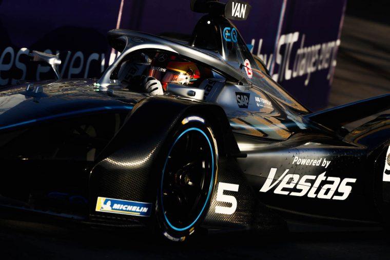 Mercedes EQ make their mark in Diriyah qualifying
