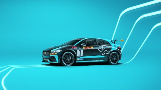 Exclusive: Game On for Jaguar I-PACE eTROPHY champion Sergio Jimenez