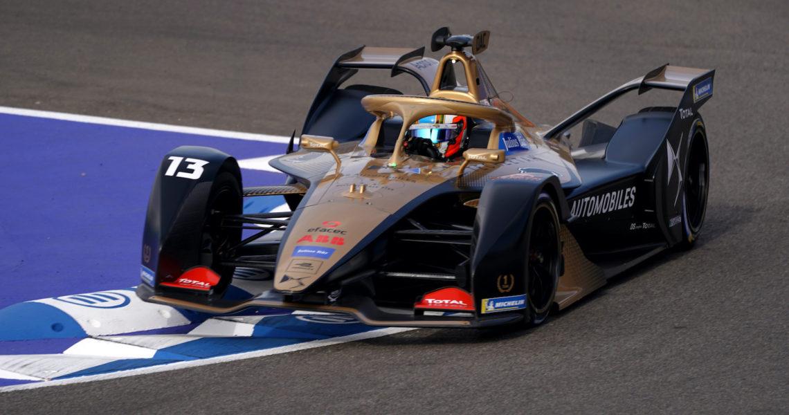 Da Costa scores scintillating pole position in Marrakesh