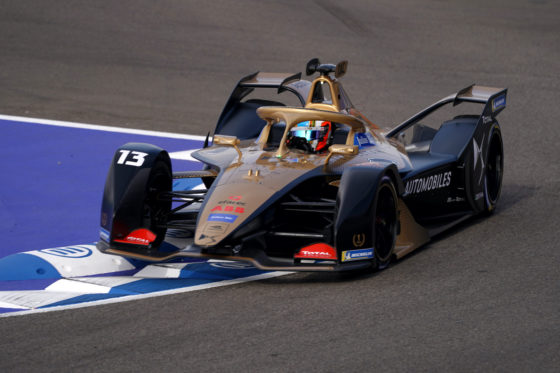 Da Costa scores scintillating pole position in Marrakesh