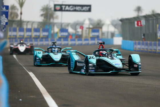 Evans to the fore in Marrakesh FP2