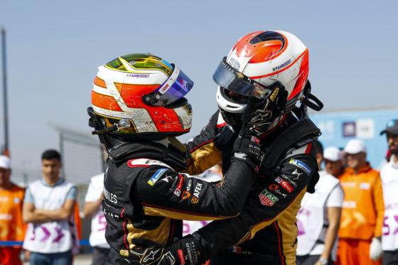 Da Costa turns pole to win in Marrakesh