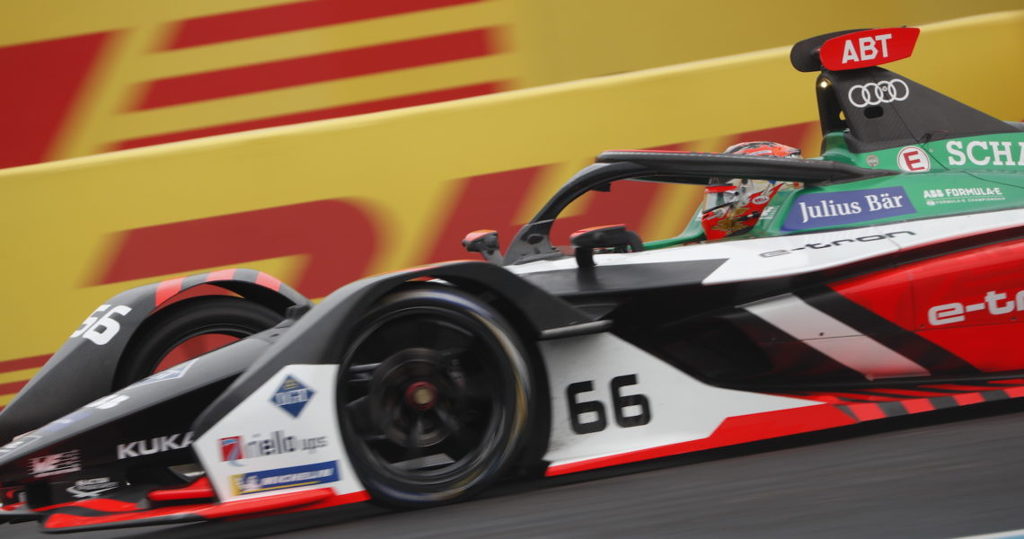 Mexico City FP1 ends in red flag