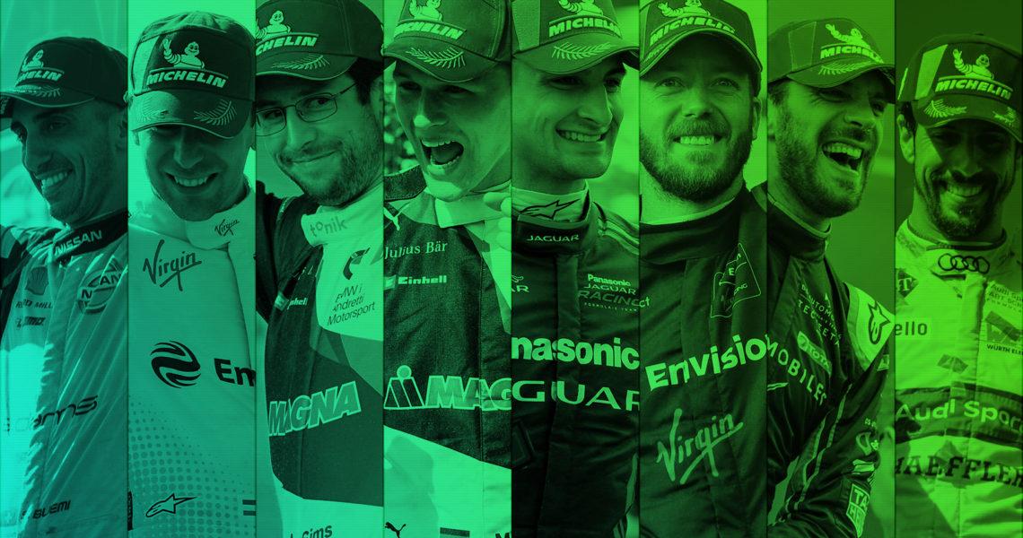 Eight Winners in Eight Races