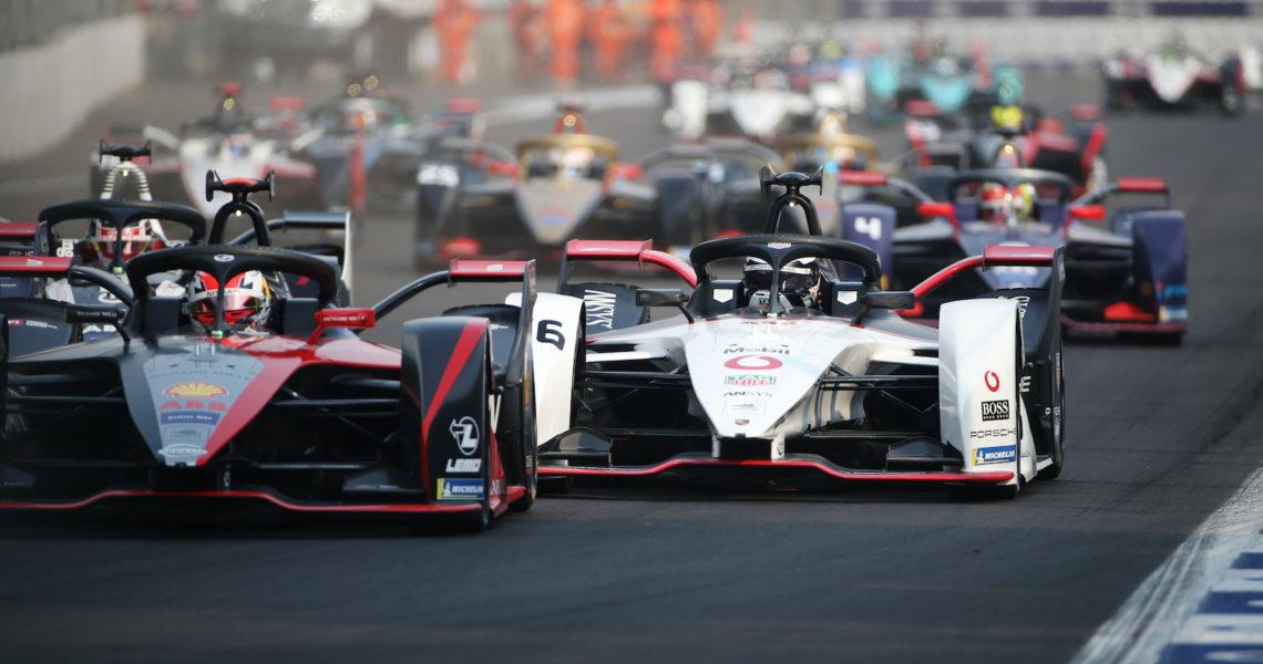 Formula E suspends 2019-20 season