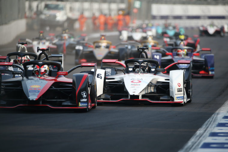 Formula E suspends 2019-20 season