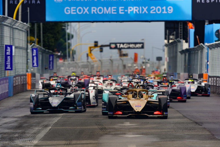 Rome E-prix Postponed Due to Coronavirus Outbreak