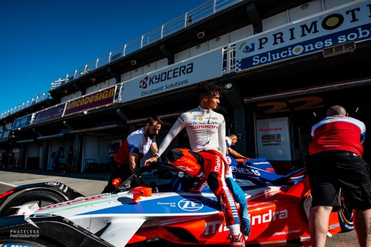 Wehrlein Shaking Formula E Drivers Market
