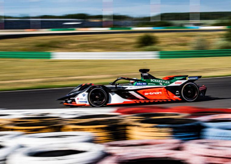Rast and Di Grassi Prepare for Formula E Return