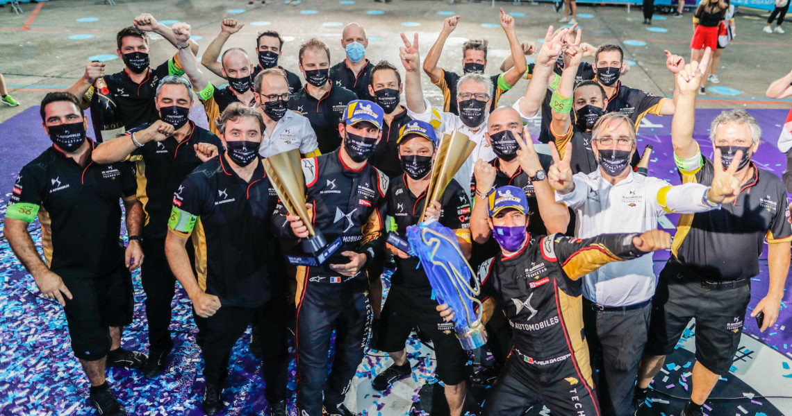Berlin E-Prix Facts and Figures