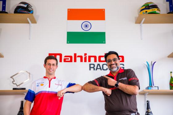 Sims to Drive for Mahindra Racing in Season 7