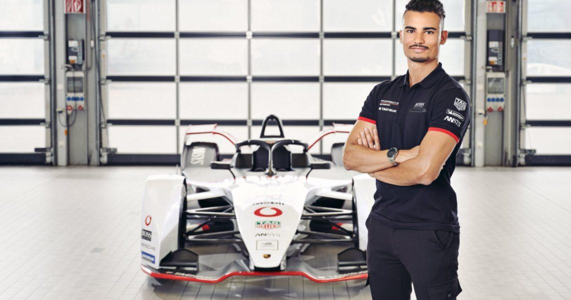 Pascal Wehrlein Moves to TAG Heuer Porsche Formula E Team
