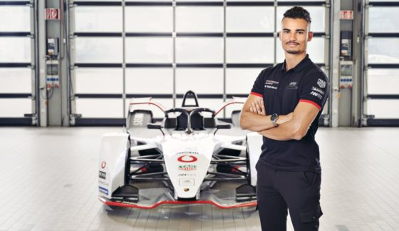 Pascal Wehrlein Moves to TAG Heuer Porsche Formula E Team