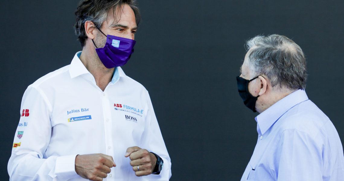 Formula E signs letter to support UN Race to Zero campaign