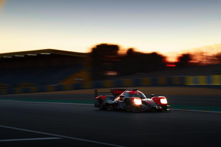 Formula E alumni on pole for 24hrs with Toyota
