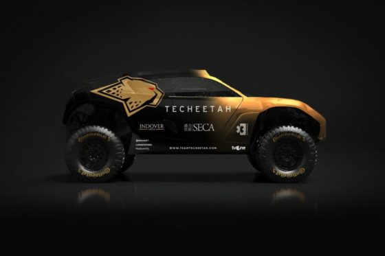 TECHEETAH Enters Extreme E Replacing Venturi on Season 1 Grid