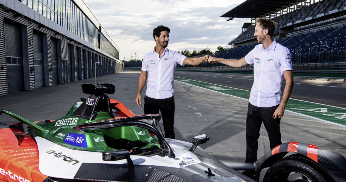Di Grassi Reloaded to Battle for Season 7 Title alongside Rast