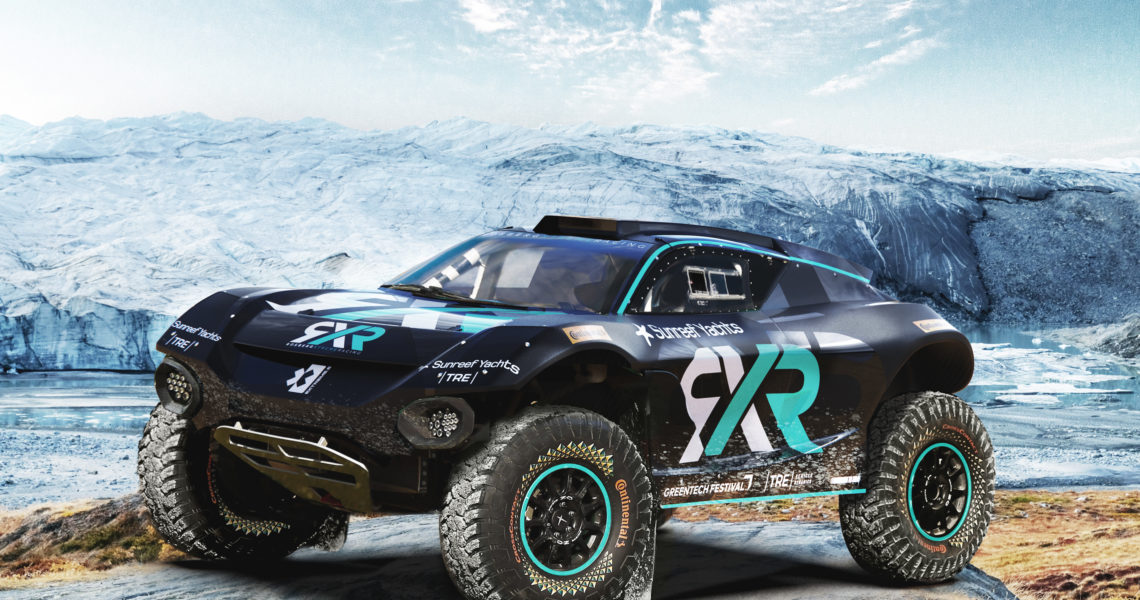Extreme E: Nico Rosberg Is Back with Team RXR