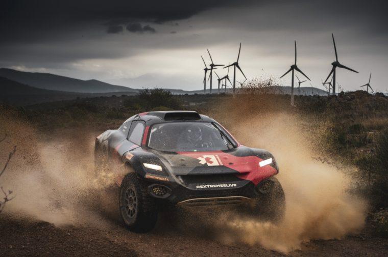 Extreme E Virtual Global Launch confirms Season 1 calendar changes