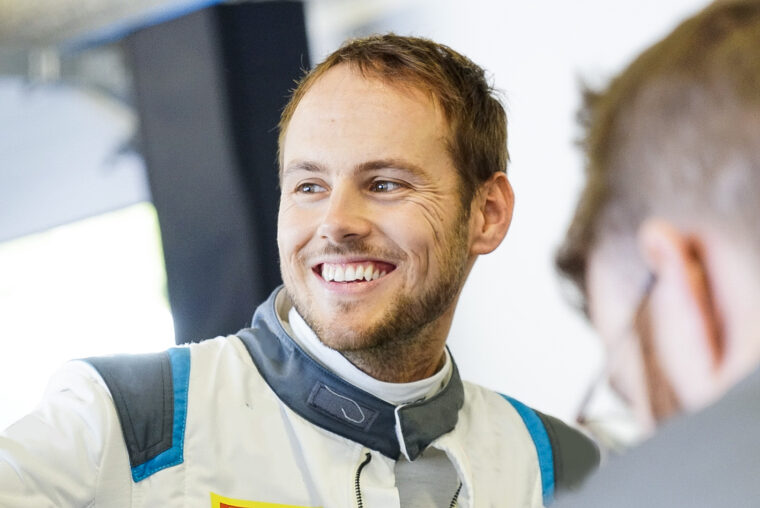 Tom Blomqvist Joins NIO333 FE Team for Season 7