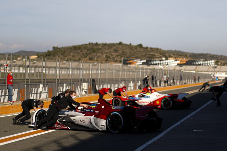 Formula E: Curtains Close in Valencia, Vandoorne Speaks on Press Conference about Hamilton