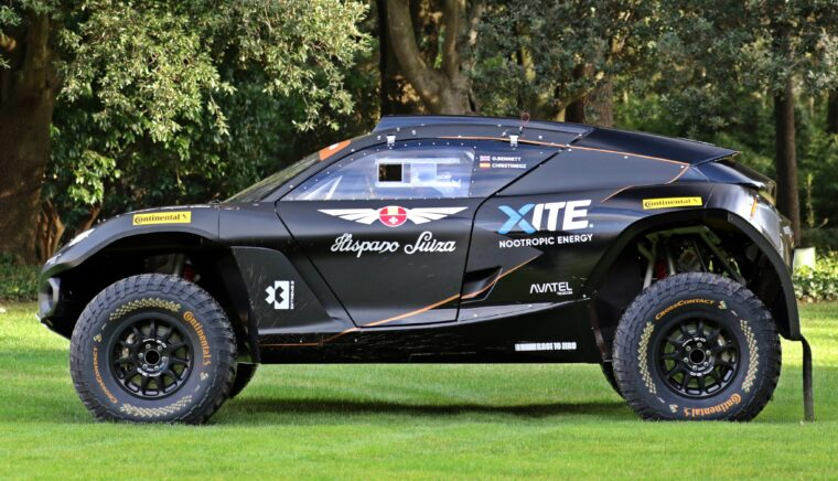 Extreme E: HISPANO SUIZA Returns to Racing Replacing HWA