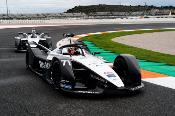 Venturi Racing Formula E Team Acquired by US Investor Group