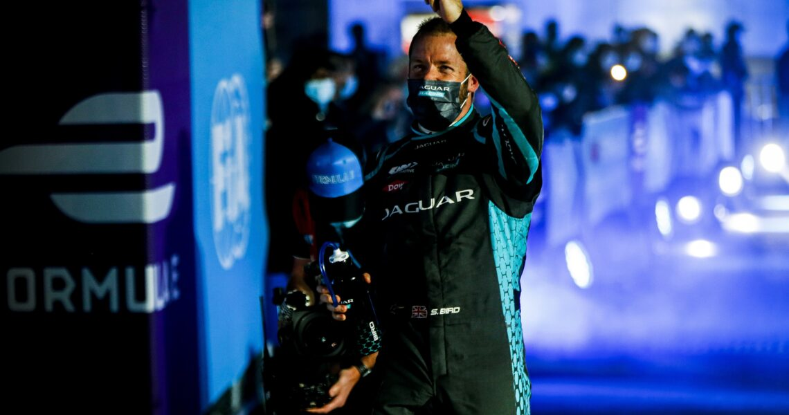 Sam Bird Takes First Victory with Jaguar Racing in Diriyah Round 2