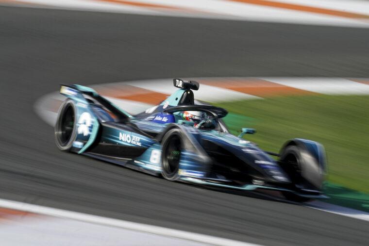 Adam Carroll Named NIO333 FE Reserve Driver for Season 7
