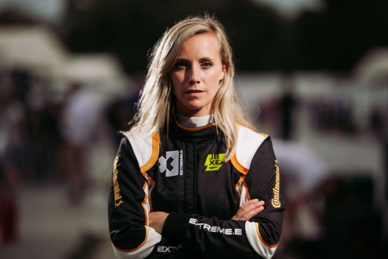 Extreme E: Mikaela ÅHlin-Kottulinsky to Partner Jenson Button