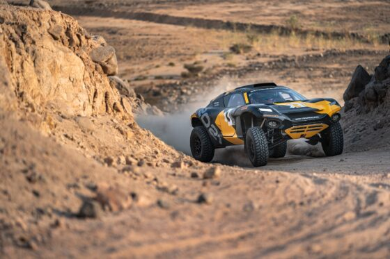 Extreme E Debut Season Kicks off This Weekend in Saudi Arabia