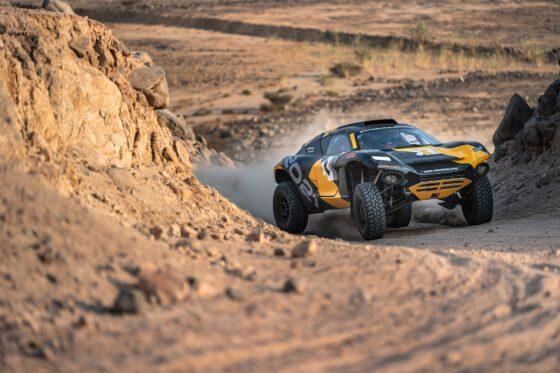 Extreme E Debut Season Kicks off This Weekend in Saudi Arabia