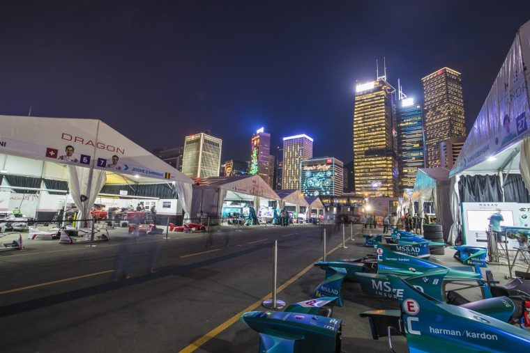 Hong Kong E-Prix Facts and Figures